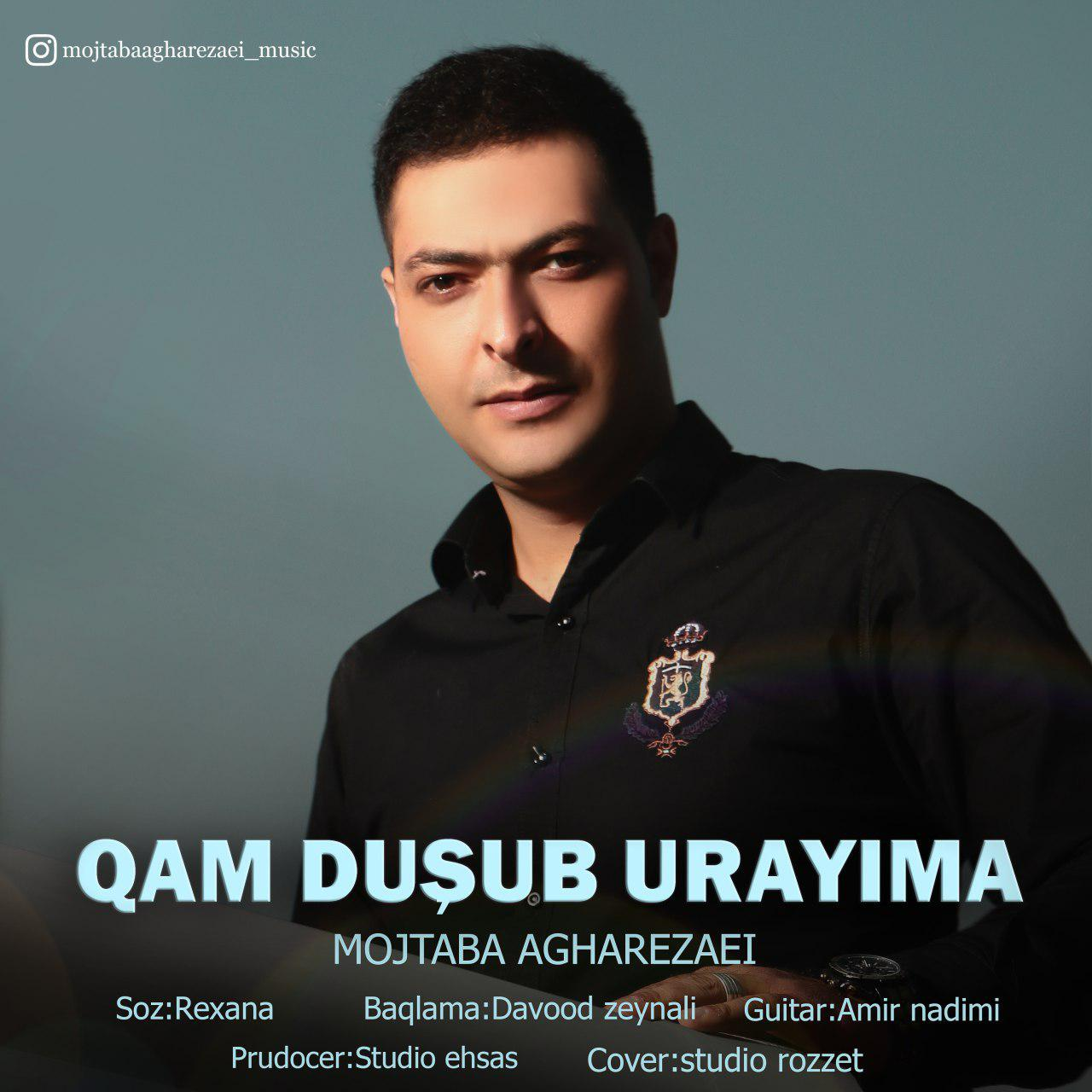 Mojtaba Agharezaei - Qam Dusub Urayima