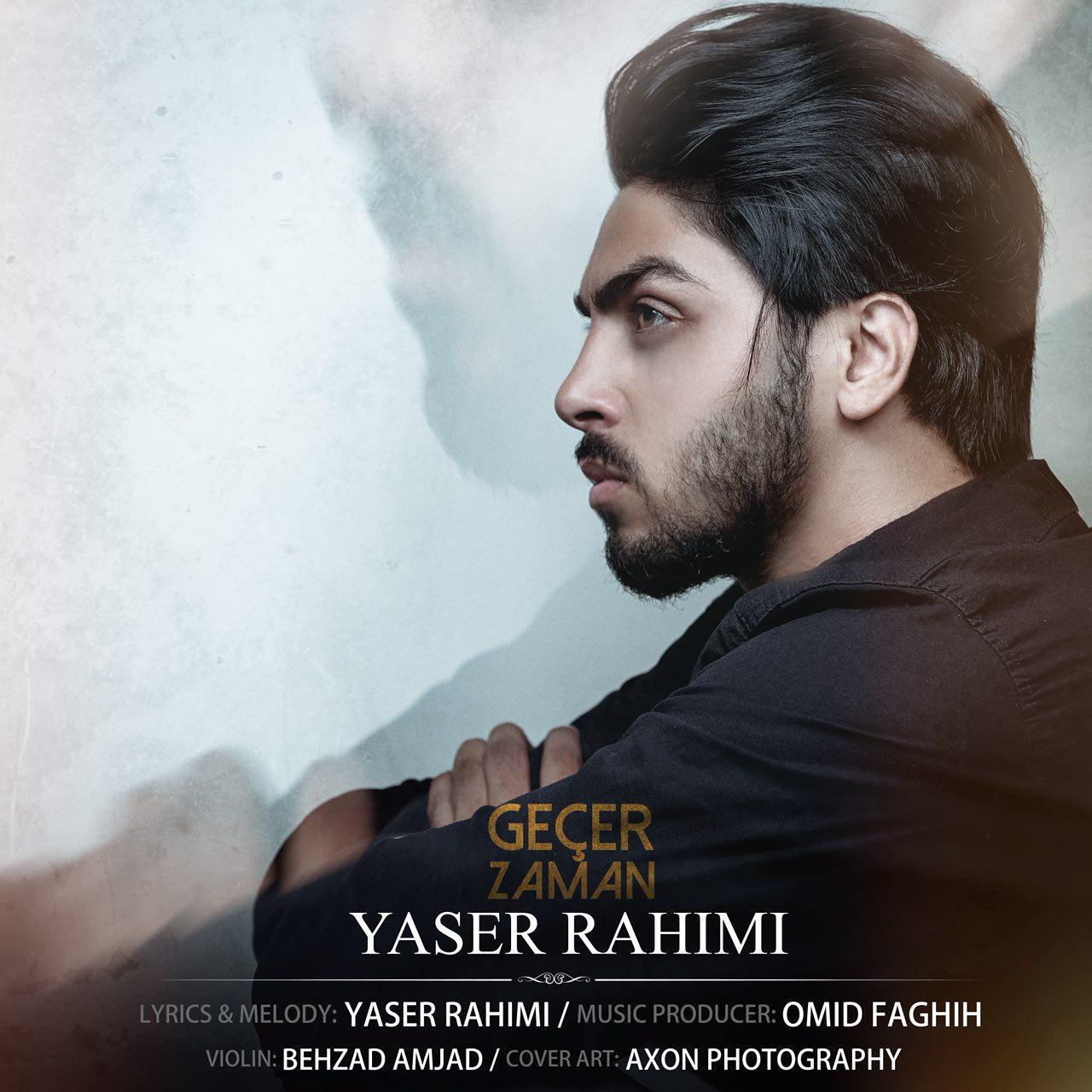 Yaser Rahimi - Gechar Zaman