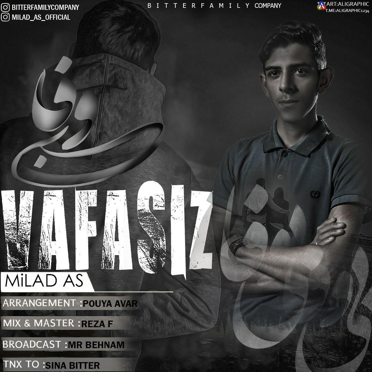 Milad AS - Vafasiz