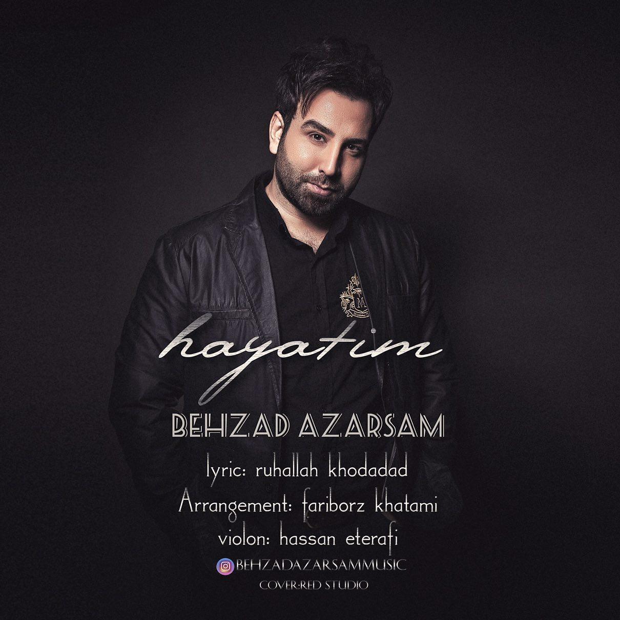Behzad Azarsam - Hayatim